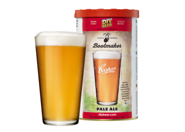 """THOMAS COOPERS SERIES """" BOOTMAKER PALE ALE """""""