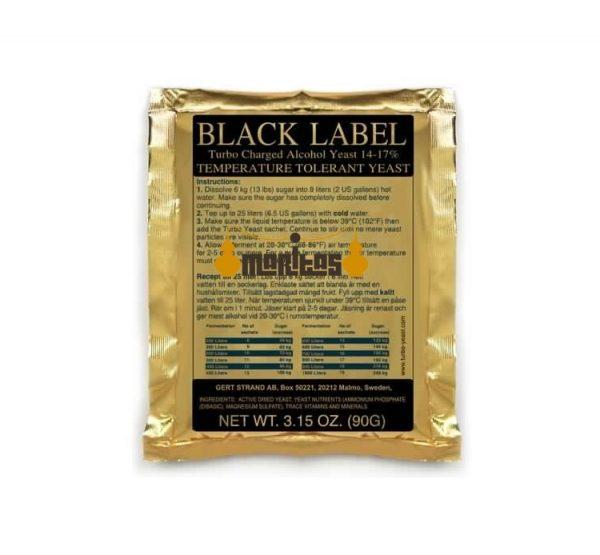 LEVURE BLACK LABEL